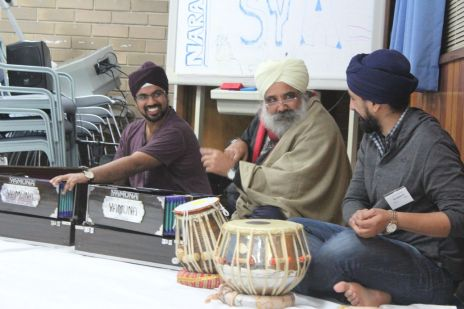 Morning Spiritual Sessions with Dya Singh Ji